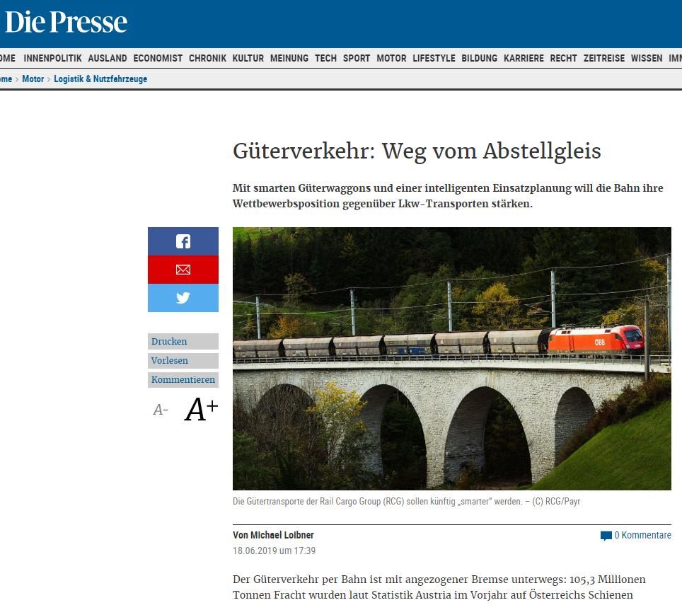 2019-06-19 13_08_54-Güterverkehr_ Weg vom Abstellgleis « DiePresse.com